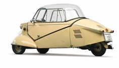 Looking for an uber chic little Boho car to get around in? Czech out Velorex, a sassy little 3 wheeler powered by a motorcycle engine, this sexy little car will...
