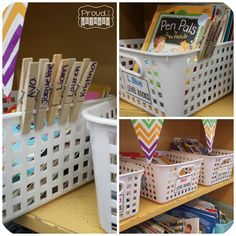 Setting Up A Classroom