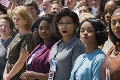 """Hidden Figures"": Frauen und Mathematik? Yes, they can! Der Oscar-nominierte Kinofilm ""Hidden Figures"" ist ein bestechend lockeres Werk über den harten Weg zur Gleichberechtigung. Zur Filmkritik: http://www.nachrichten.at/freizeit/kino/filmrezensionen/Hidden-Figures-Frauen-und-Mathematik-Yes-they-can;art12975,2474254 (Bild: 20th Century Fox)"