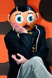 Frank Sidebottom did not have a huge impact on my life. If I were to claim he did, I would just be a grief-stalking nonsense-spouter of the highest order. One of those people who claims he was bes. Frank Movie, Grain Of Salt, Best Mate, Memes, Manchester, Retro Fashion, Mickey Mouse, Comedy, Meme