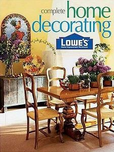 Complete Home Decorating (Hardcover)