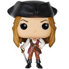Figurine Elizabeth Swann (Pirates Of The Caribbean) - Figurine Funko Pop http://figurinepop.com/elizabeth-swann-pirates-of-the-caribbean-funko