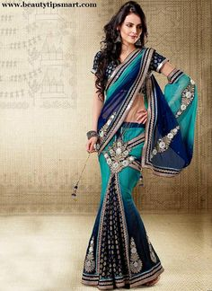 Indian Wedding saree | Indian Bridal Wear Saree Collection 2013