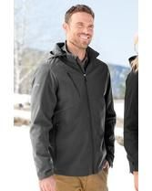 Soft Shell Parka Eddie Bauer, Parka, Rain Jacket, Windbreaker, Shell, Stylish, Shirts, Fashion, Moda