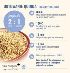 Quinoa, czyli komosa ryżowa, w kuchni jest bardzo wszechstronna. Sprawdza się świetnie w roli dodatku do warzywnych gulaszy, można ją śmiało stosować jako zamiennik ryżu i kasz. Jak zatem przygotować pyszny posiłek z komosy? Quinoa - złoto Inków Quinoa, czyli komosa ryżowa, uprawiana była w górski