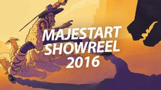 Showreel Majestart 2016