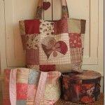Bolsas de patchwork