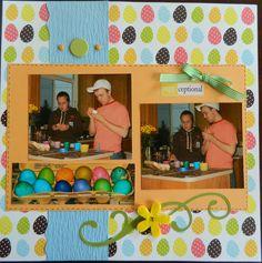 egg ceptional - Scrapbook.com