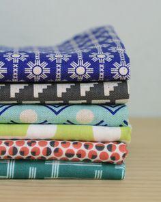 Framework Giveaway.  Great new fabrics!!!