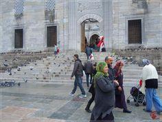 Primăvară în Istanbul | Turca La Un Ceai Istanbul, Street View