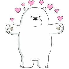 We Bare Bears Wallpapers, Panda Wallpapers, Cute Cartoon Wallpapers, Animes Wallpapers, Cute Panda Wallpaper, Bear Wallpaper, Galaxy Wallpaper, Ice Bear We Bare Bears, We Bear