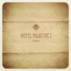 Hotel Martinez - Cannes