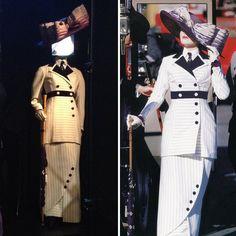 Hollywood Costume Exhibition V Rose DeWitt Bukater (Kate Winslet), Titanic, 1997 Hollywood Costume, Hollywood Fashion, Hollywood Style, Movie Costumes, Cool Costumes, Edwardian Era Fashion, Edwardian Hairstyles, Vintage Outfits, Vintage Fashion