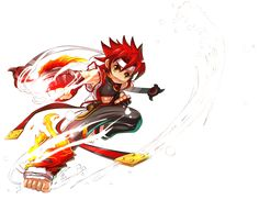 Lutador - Grand Chase Wiki - Wikia