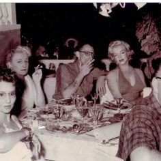 #blastfromtheglampast read all about a fabulous and glamorous dinner at Jamaica Inn on the Blog: A Fabulous Life in Jamaica!