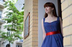 Mademoiselle sukienka rozm 36 w Natabo na DaWanda.com 36, Summer, Etsy, Dresses, Fashion, Vestidos, Moda, Summer Time, Fashion Styles