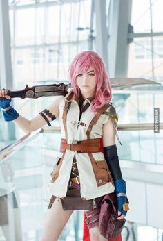 Final Fantasy XIII Lightning Farron