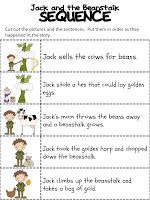 short summary of jack and the beanstalk