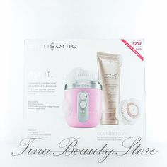 Clarisonic Mia Fit Pink Limited Edition Value $271 LIMITED EDITION