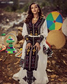Image may contain: 1 person, standing and outdoor Ethiopian Wedding Dress, Ethiopian Dress, Ethiopian Flag, Ethiopian Traditional Dress, Traditional Dresses, Beautiful Ethiopian Women, Habesha Kemis, African Dresses For Women, African Print Fashion