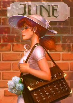 Cool! My birthday month :) - by Jimmy Xu