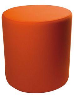 Fodera Pouf Arancio Lycra 100% Vari Colori Creativando | Coquelicot DesignFodera in tinta unita realizzata in lycra 100% e lavabile a mano o in lavatrice. Disponibile in vari colori. Abbinabile con l'articolo POUF.