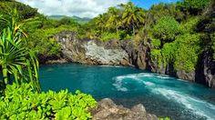 Maui Island - is the largest of the Hawaiian Islands at and is the largest island in the United States. Maui is a part of state of Hawaii. Maui Hawaii, Hawaii Vacation, Hawaii Usa, Maui Honeymoon, Visit Hawaii, Hawaii Beach, Hawaii Trips, Lahaina Maui, Vacation Destinations