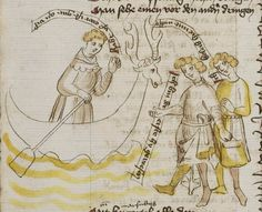 Thomasin <Circlaere>   Welscher Gast (b) Nordbayern (Eichstätt?), um 1420 Cod. Pal. germ. 330 Folio 83v