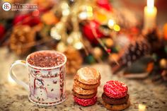 Christmas Hot Chocolate - Day 216/260 | by Sasha L'Estrange-Bell