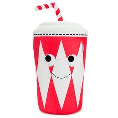 Yummy World Soda Pop Saul 24-inch Plush Toy by Heidi Kenney x Kidrobot - Special Order