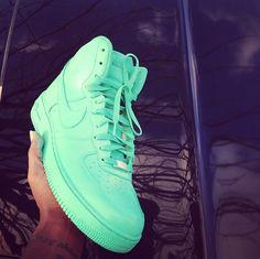 usanza neon black flebo af1 nike air force scarpe armadio da sogno