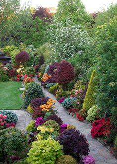 10 mesés kert, ahol szívesen élveznénk a tavaszt