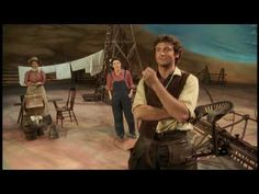 Hugh Jackman sings too, as well as being such a hunk! The Surrey With The Fringe On Top - R's Oklahoma!