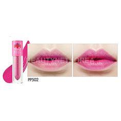 Etude House Berry Delicious Color in Liquid Lips Juicy 3.5g / Beautynet Korea (#PP502) - http://buyonlinemakeup.com/etude-house/pp502-etude-house-berry-delicious-color-in-liquid