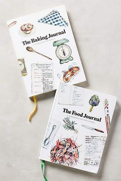 The Food Journal - anthropologie.com
