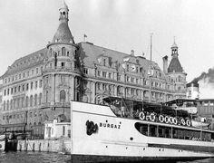 Haydarpaşa (1945) #istanbul #nostalji #birzamanlar