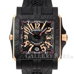 フランクミュラー コンキスタドール コルテス グランプリ K18PGピンクゴールド 10800 SC DT GPG FRANCK MULLER 時計