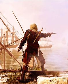 Assassin's Creed Forever Assassins Creed Black Flag, Assassins Creed Series, Assassins Creed Unity, Edwards Kenway, All Assassin's Creed, Jackdaw, Pirate Life, Amnesia, Pc Gamer