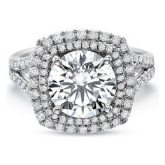 Precision Set 2622 Engagement Ring