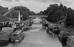The Grand Union Canal at Uxbridge