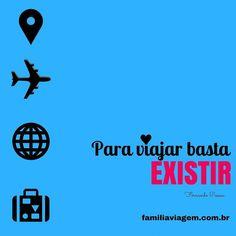Inspiração #fernandopessoa #viajar #viagem #viajarepreciso #motivacao #inspiracao #pensamentododia #familiaviagem