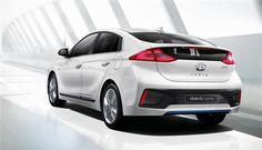 Hyundai IONIQ : les premières images de l'anti-Prius
