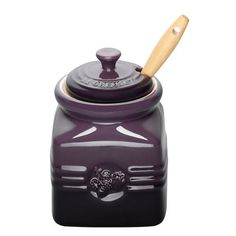 Le Creuset Berry Jam Jar - Cassis | Kitchens - Cookware specialists for over 40 years