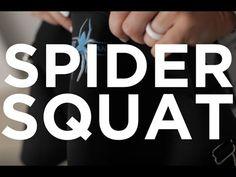 Spider Squat: Portable Squat Machine! Squat Machine, Squats, Spider, Spiders, Squat, Squat Challenge