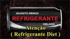 🍂Atenção: Pesquisa revela que refrigerantes Diet são os mais perigosos