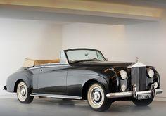 1953 Rolls Royce Silver Dawn Cabriolet