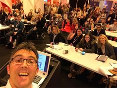 Brilliant day delivering workshops at the New Start Scotland exhibition at the SECC today   As always - great fun and of course the obligatory group #selfie  #socialmedia #socialmediatraining #fun #meettheteam #NSS16 #sbe16 #freeworkshops #businessadvice #newstartscotland #nsdesign #embracethespace