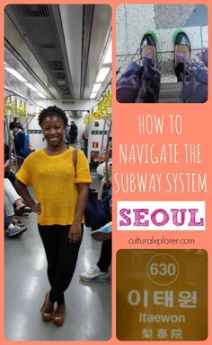 A guide to navigating the subway system in Seoul, South Korea (+video)