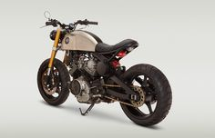 Yamaha XV920R by Classified Moto for Norman Reedus