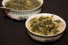Vietnamese Spinach Soup (Canh Mồng Tơi)